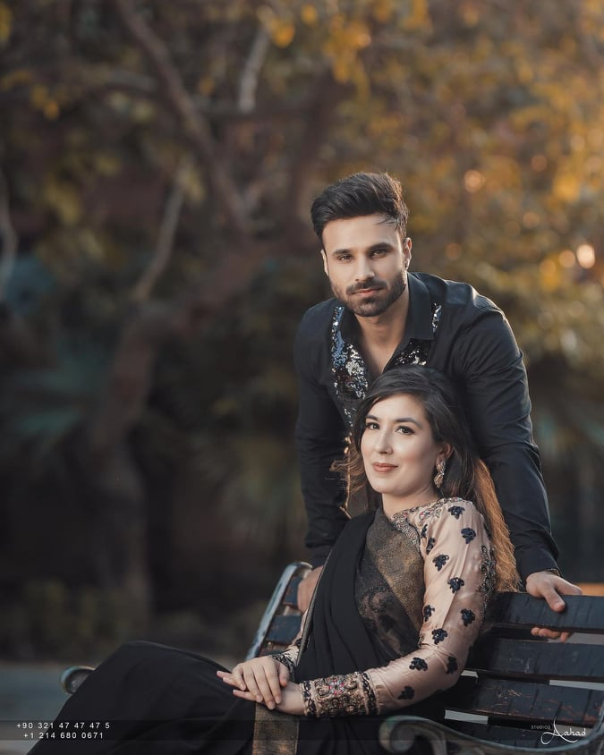 Rahim Pardesi Introduced His Both Wives