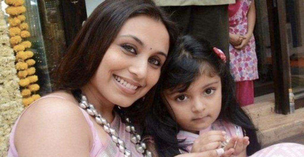 Rani Mukherjee Daughter | 10 Unseen Pictures