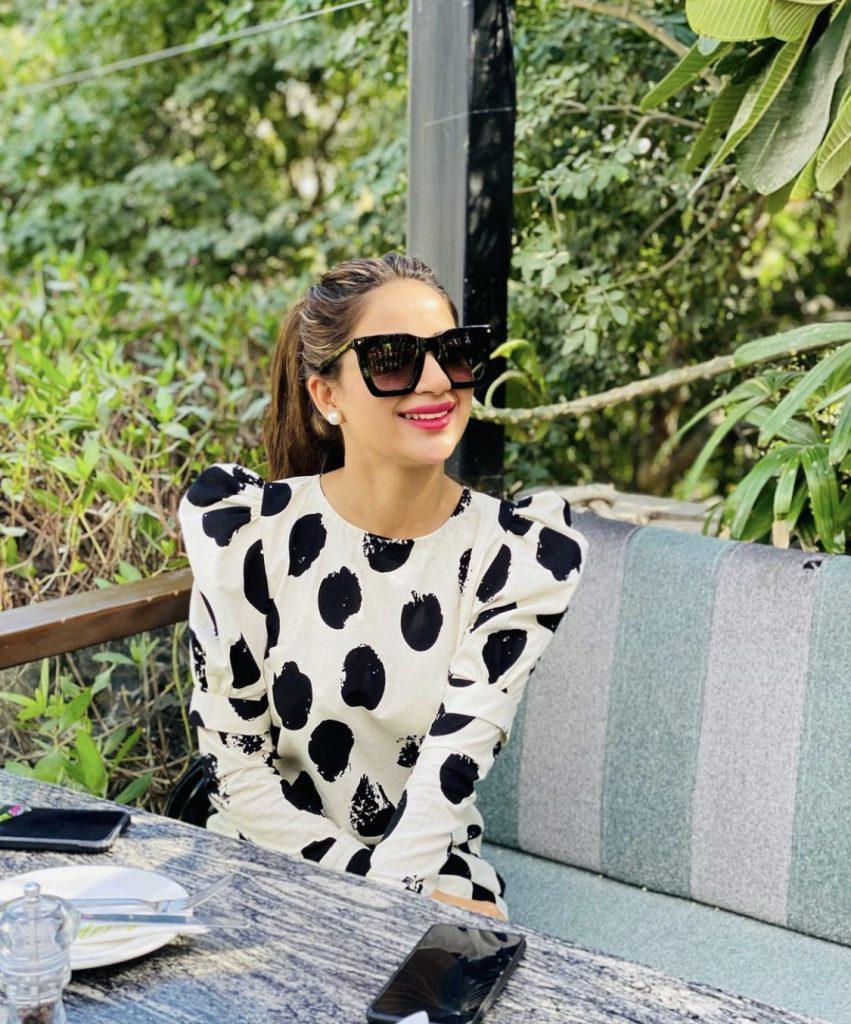 Saboor Aly Amaze Her Fans With Her Hidden Talent