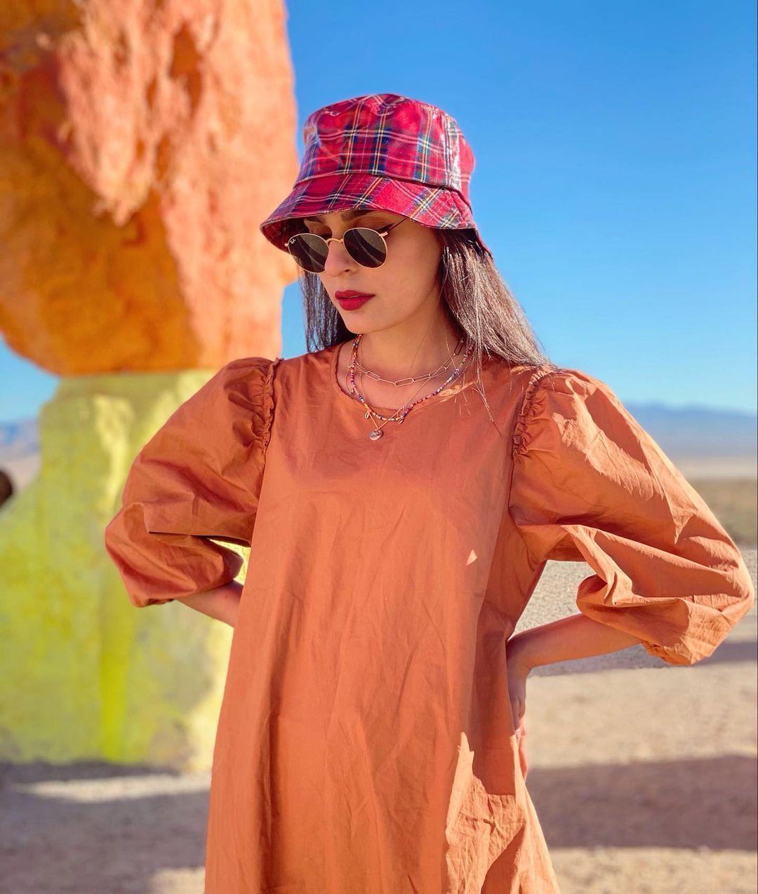 Sadia Ghaffar is Looking Stunning in her Latest Clicks