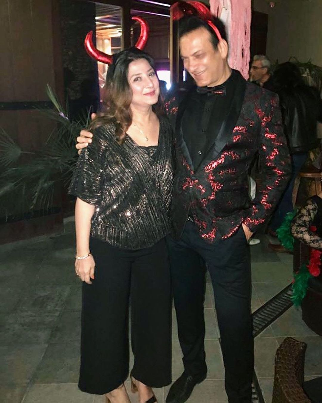 Saleem Sheikh Family - Latest Pictures
