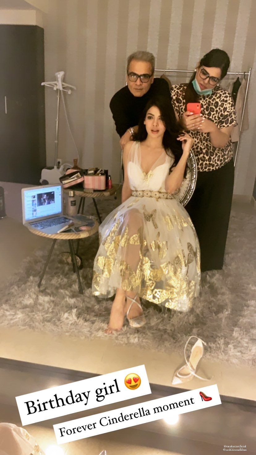 Adorable Pictures From Sara Loren's Birthday Bash