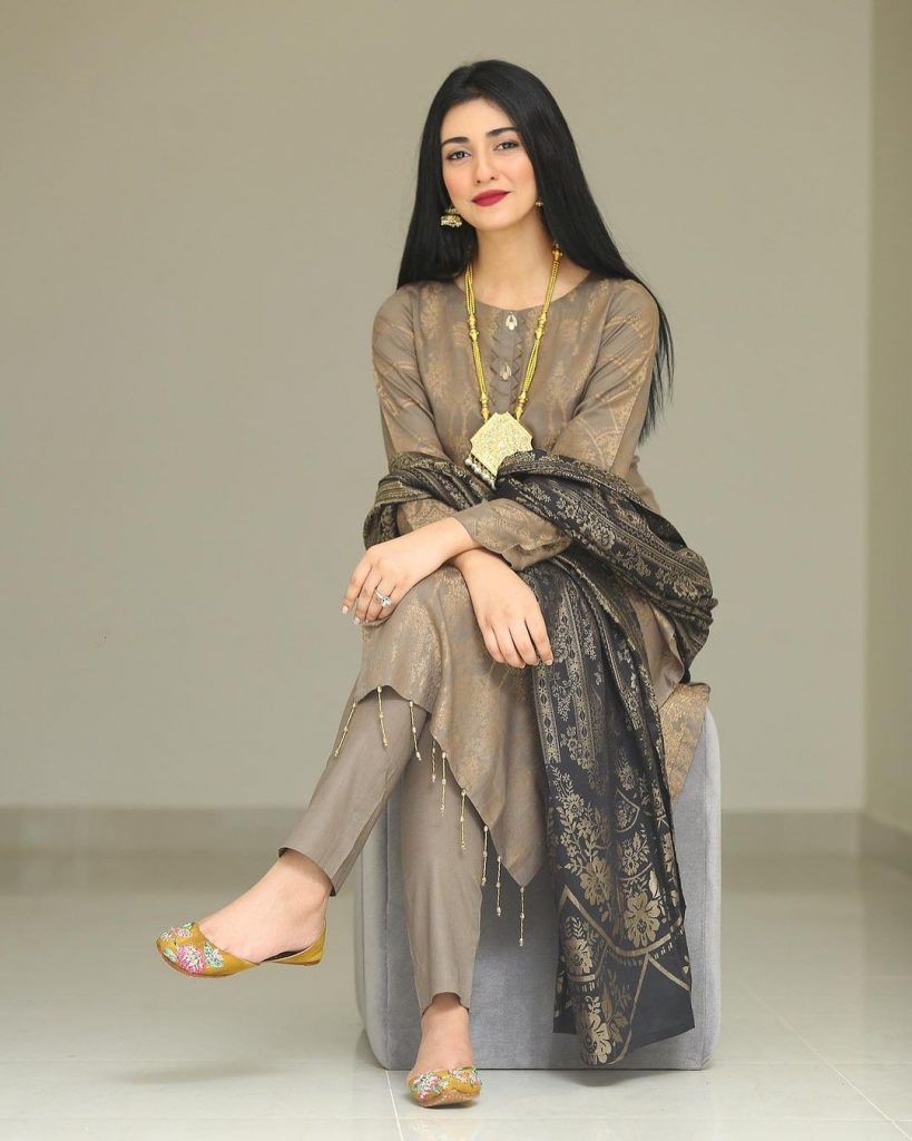 Sarah Khan Speaks About Her Character In Raqs-e-Bismil
