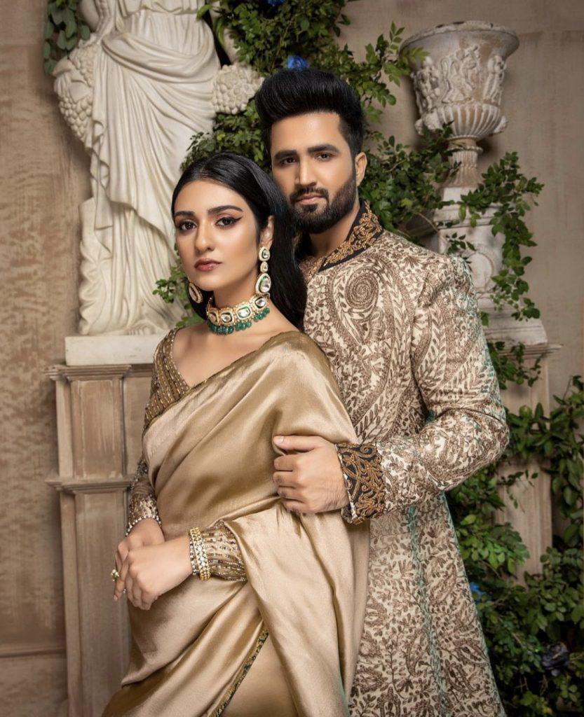 Latest Photoshoot Of Sarah Khan And Falak Shabbir - Beautiful Pictures
