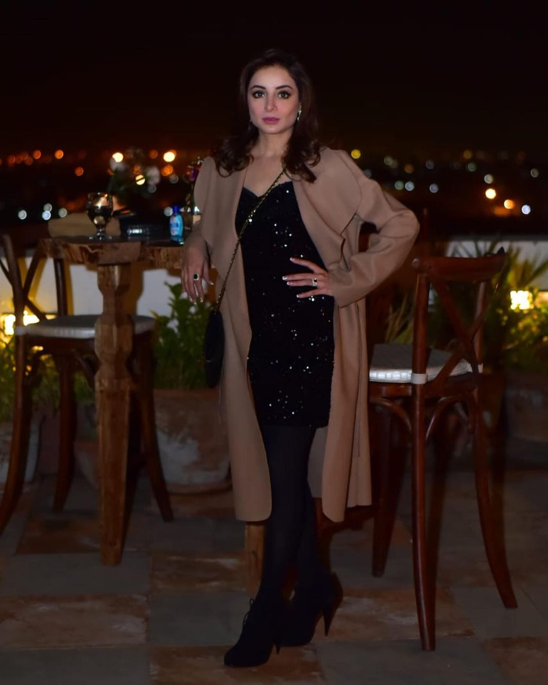 Sarwat Gilani Celebrated Her Birthday with Friends - Beautiful Pictures
