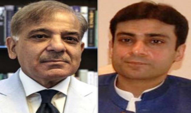 Shahbaz Sharif and Hamza Shahbaz sent back to jail