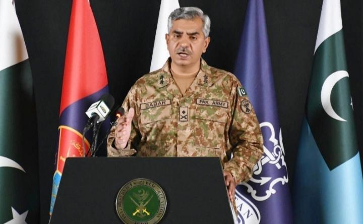 DG ISPR Praised role of media