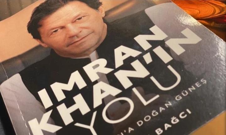Turkish author writes book on Imran Khan