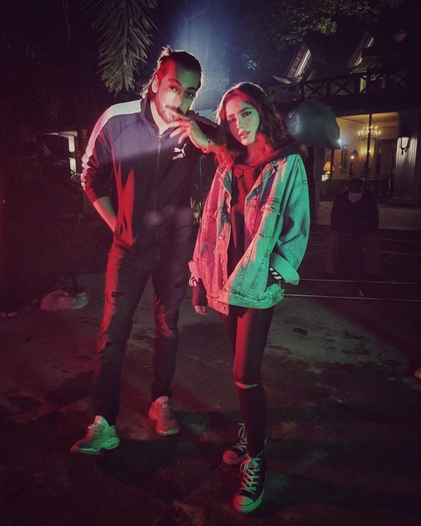 Shahbaz Shigri Showers Love On Aima Baig