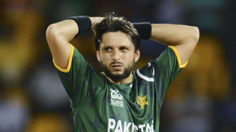 Shahid Afridi Returned To Pakistan To Attend His Ill Daughter