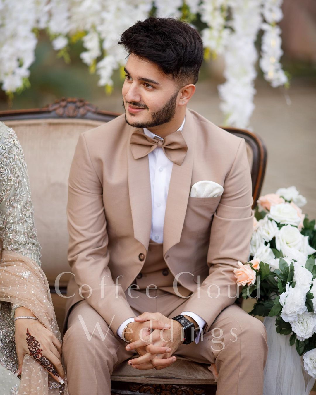 Shahveer Jafri Engagement | New Pictures