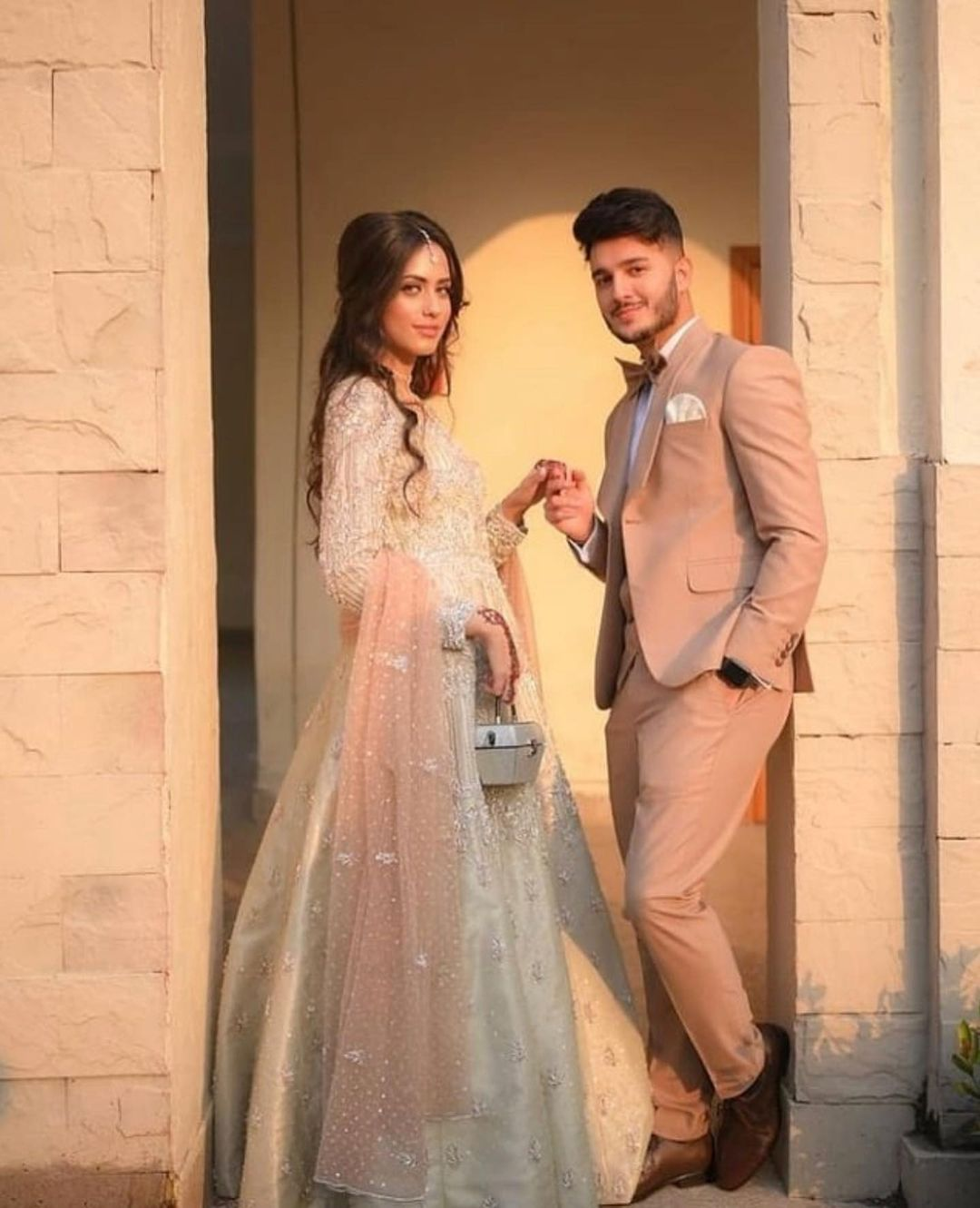 Shahveer Jafry Engagement - Pictures And Videos