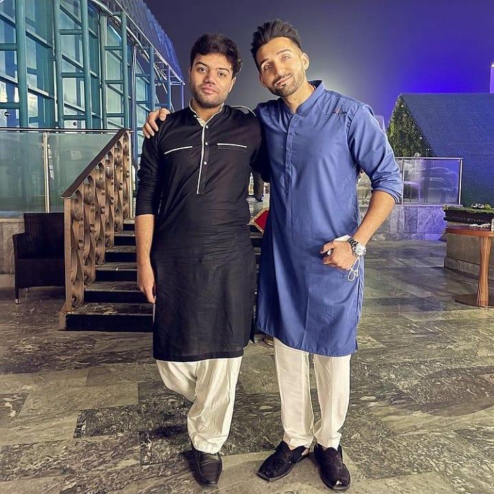 Shahveer Jafry Engagement Qawali Night - Beautiful Pictures