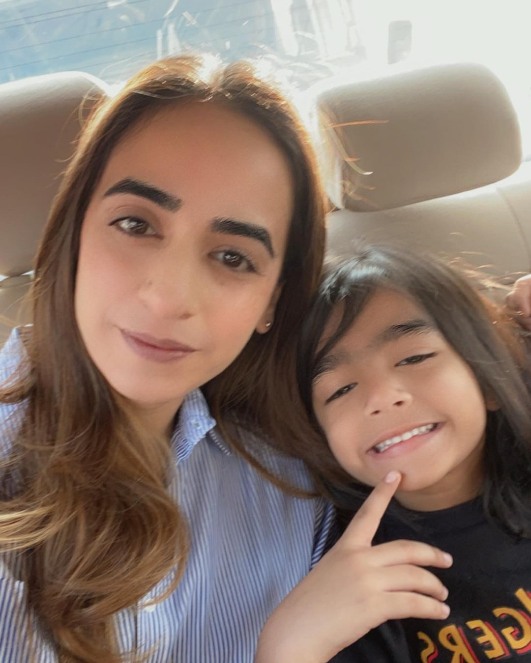 Shahzad Sheikh with his Wife and Kids - Latest Pictures