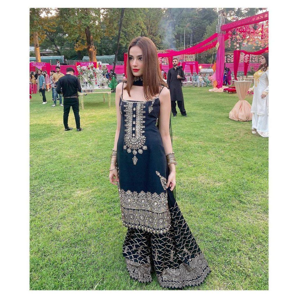 Model Alyzeh Gabol Ties The Knot