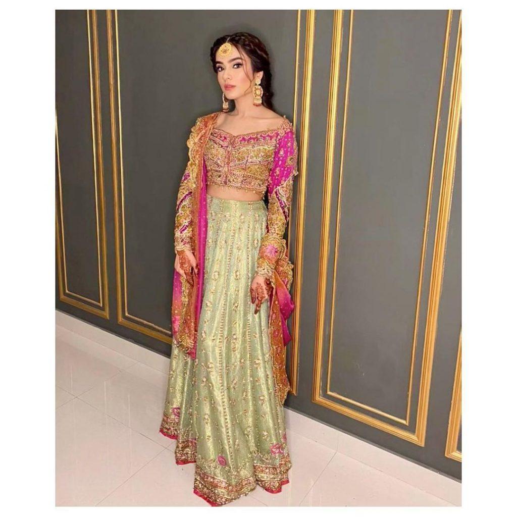 Take Wedding Style Inspiration From Alyzeh Gabol