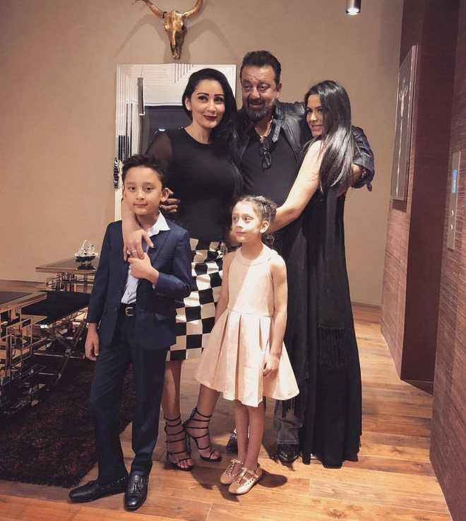 Sanjay Dutt Daughter | 10 Beguiling Pictures