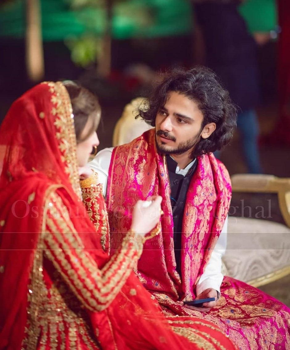 Pakistani Celebrity Weddings of 2020 (Updated)