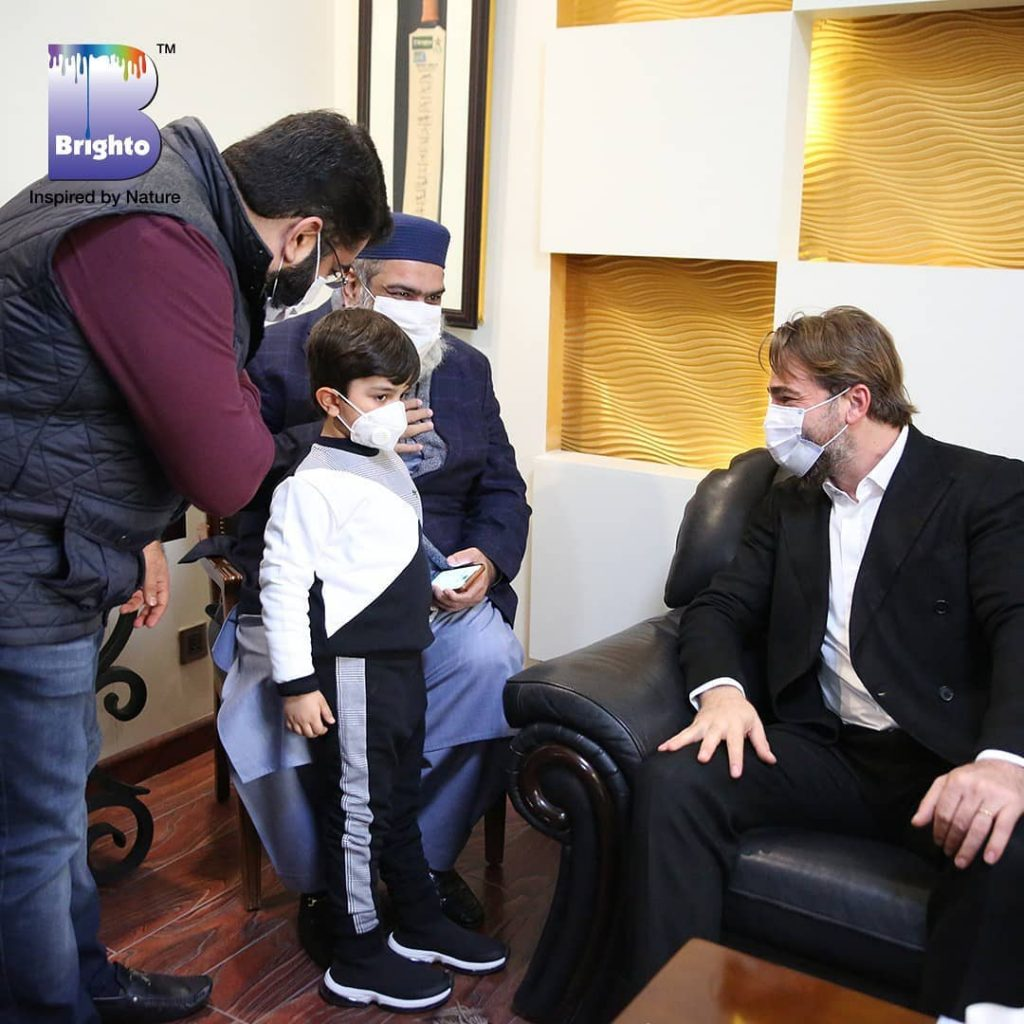Video Compilation Of Engin Altan's Visit To Pakistan