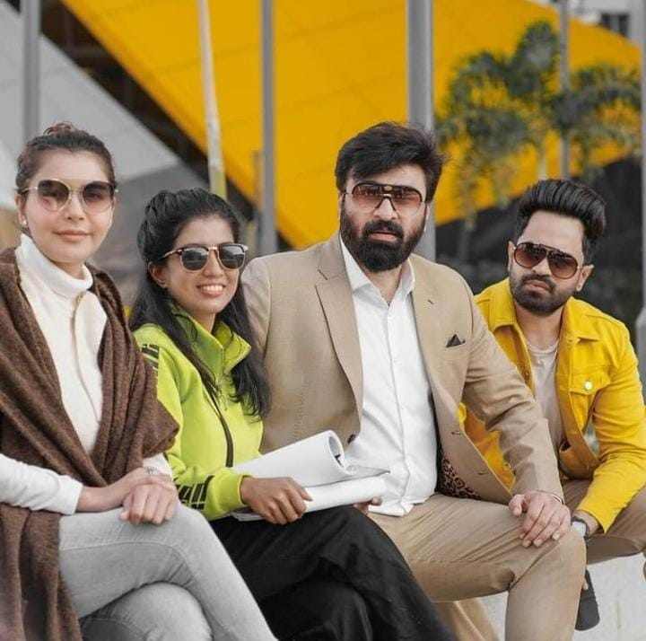 """Onset Pictures From Yasir Nawaz's Upcoming Film """"Chakkar"""""""