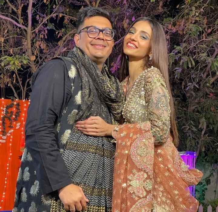 Fashion Model Javeria Hanif Tied The Knot