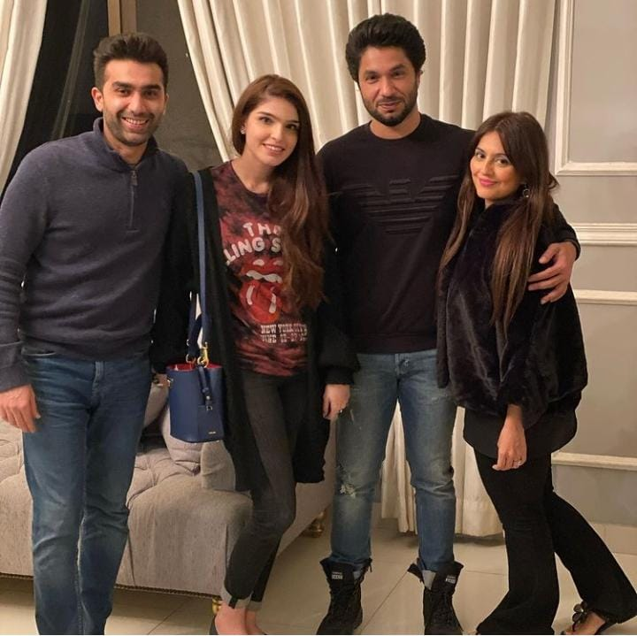 Hassan Rizvi Celebrated His Wife's Birthday