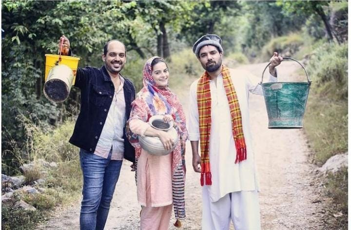 Minal Khan And Yasir Hussain To Appear In Upcoming Drama Pyaas