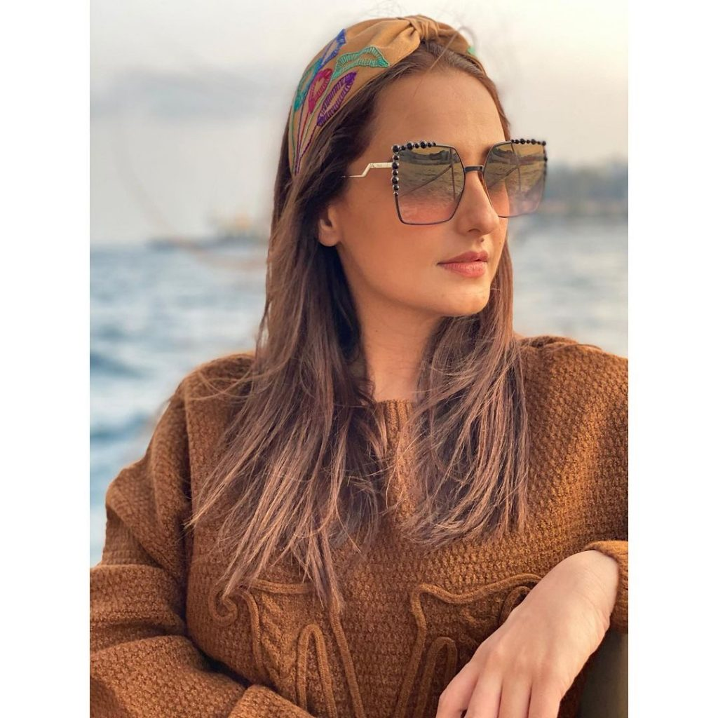 When Did Momal Sheikh Found About Being Pregnant