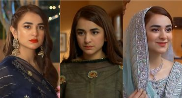 10 Beautiful Dresses Worn By Yumna Zaidi In Raaz e Ulfat