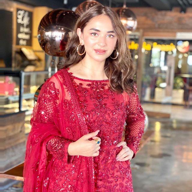 Yumna Zaidi Reacts On Winning Lux Style Award