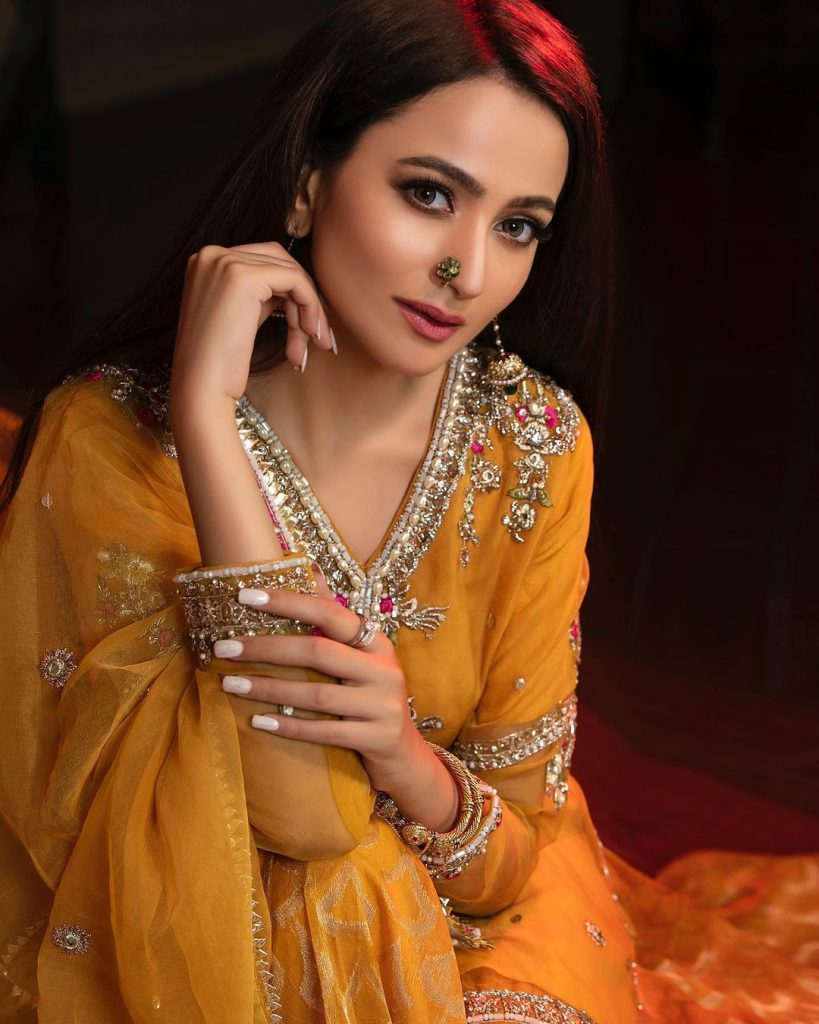 Zarnish Khan's Pictures From Latest Photoshoot