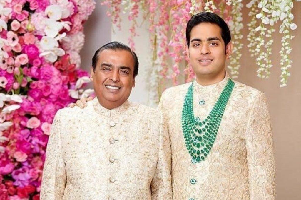 Mukesh Ambani Son | 10 Bewitching Images