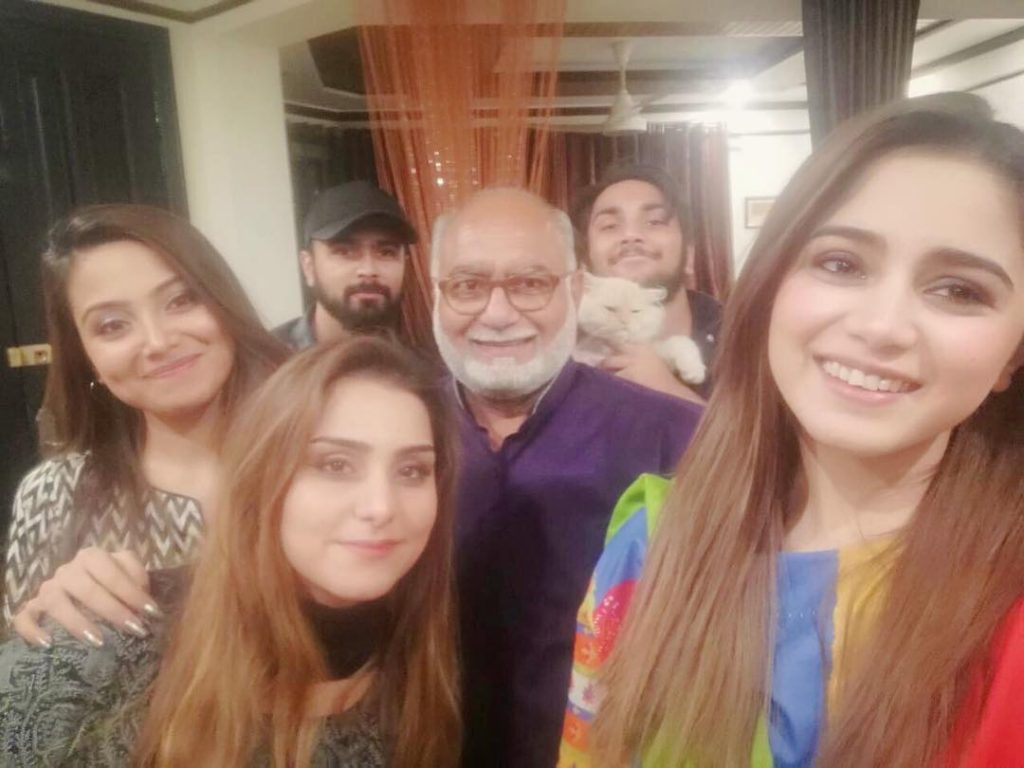 Aima Baig Talking About Her Parents In Recent Interview