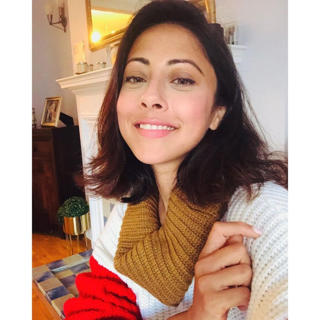 Gorgeous Pictures of Ainy Jafri During her Pregnancy