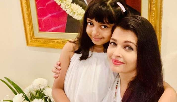 Aishwarya Rai Daughter   10 Endearing Pictures