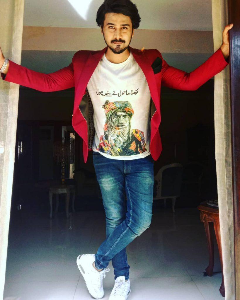 Ali Abbas Praises Ramsha Khan