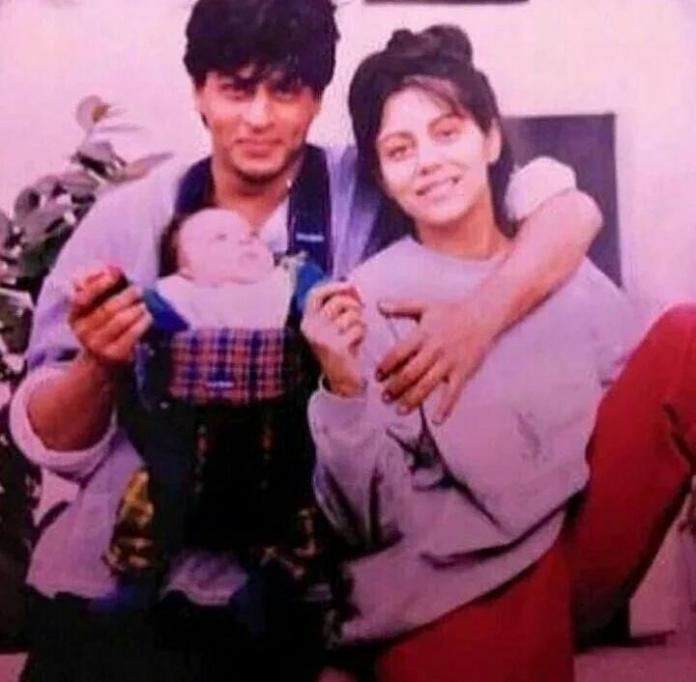 Shahrukh Khan Wife | 10 Lovely Pictures