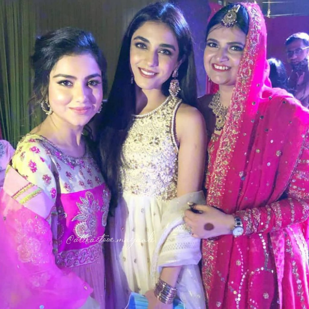 Maya Ali Rocking The Dance Floor At A Friend's Wedding