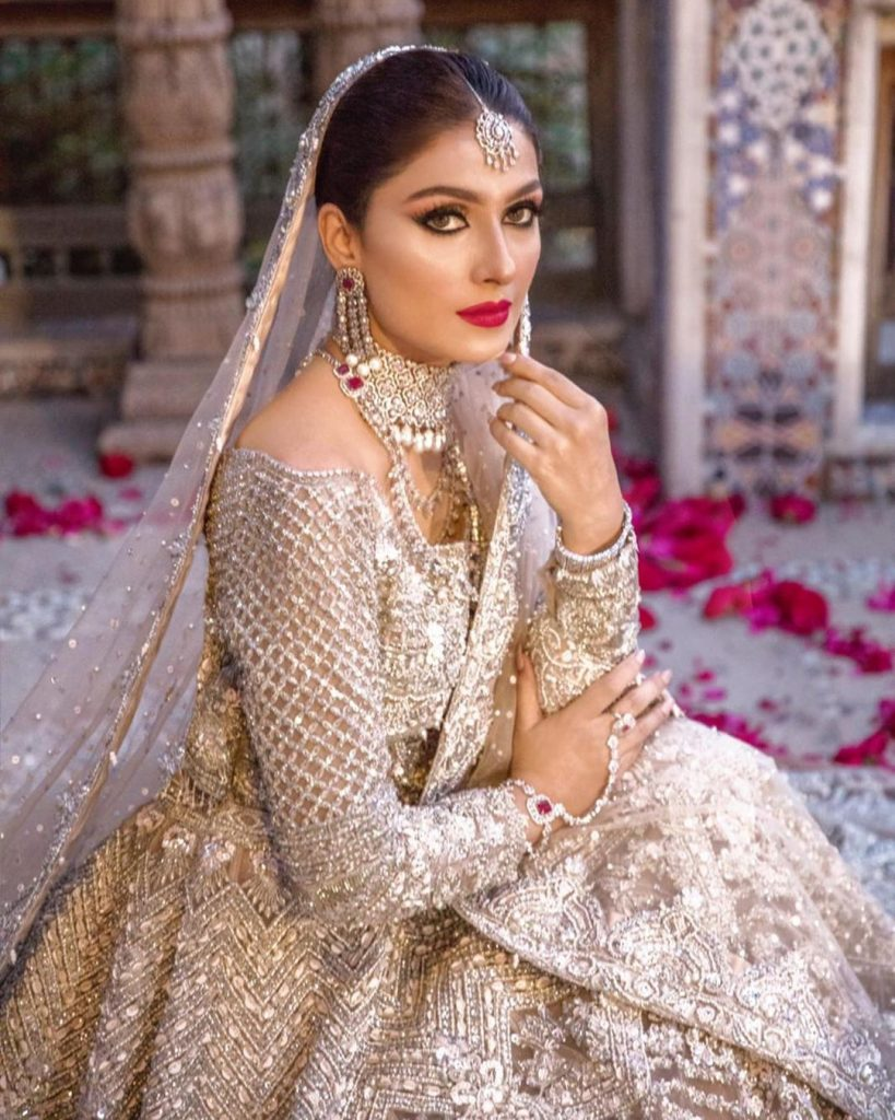Top Wedding Makeovers Done By Leading Pakistani Actresses