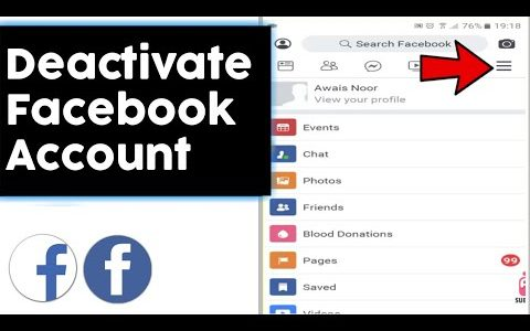 how-to-deactivate-facebook-account