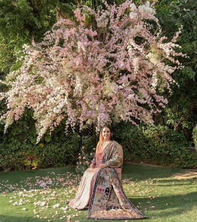 Beautiful Snippet From Bakhtawar Bhutto Engagement