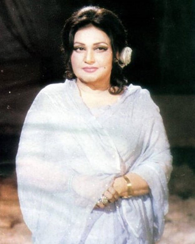 Bushra Ansari Pays Tribute To Madam Noor Jehan