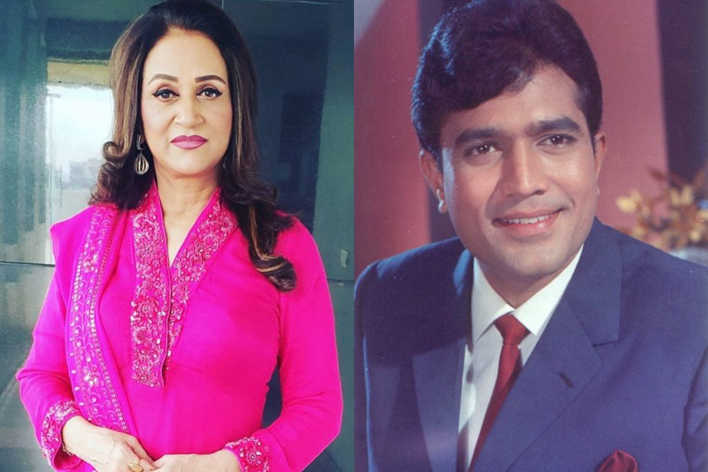 Who Was Bushra Ansari's Celebrity Crush?