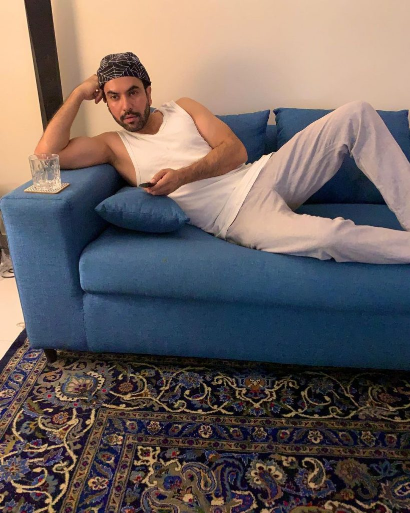 Lovely Pictures of the Sporty Side of Junaid Khan