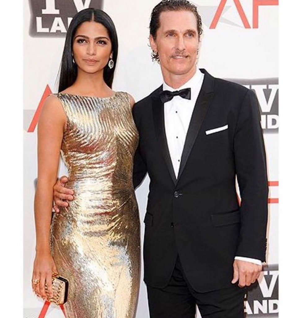 Matthew McConaughey Wife | 10 Adorable Pictures