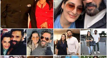 Sunil Shetty Wife | 10 Romantic Pictures