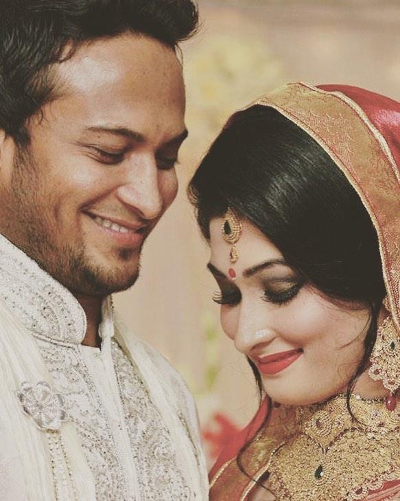 Shakib Al Hasan Wife | 10 Mystical Pictures