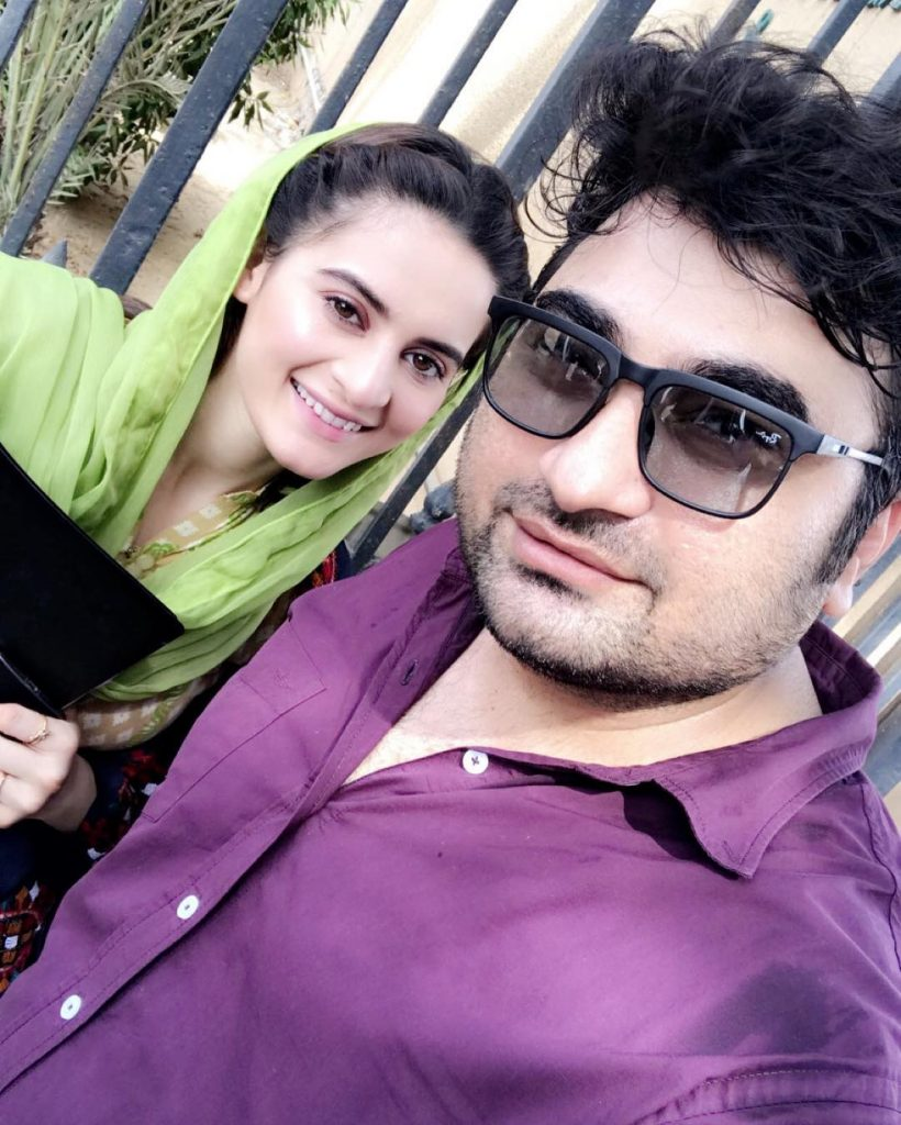 Off-Screen Pictures of Danish Nawaz With Fellow Friends