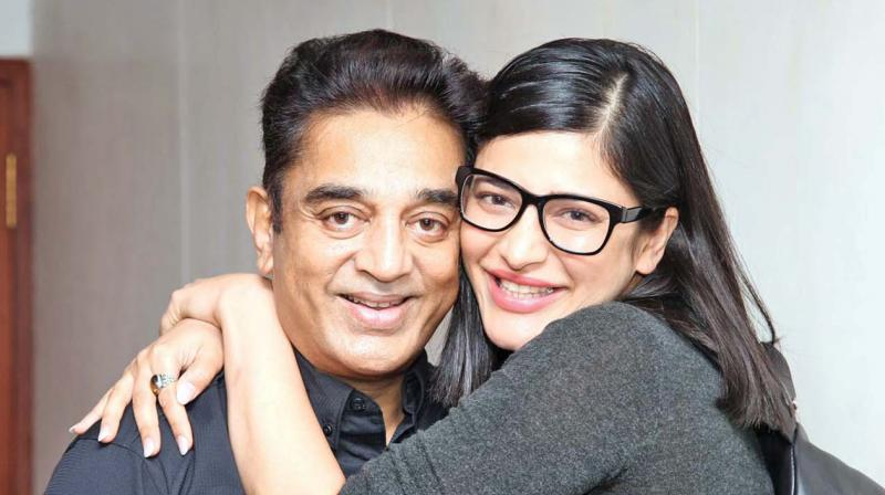 Kamal Hassan Daughter | 10 Beautiful Pictures