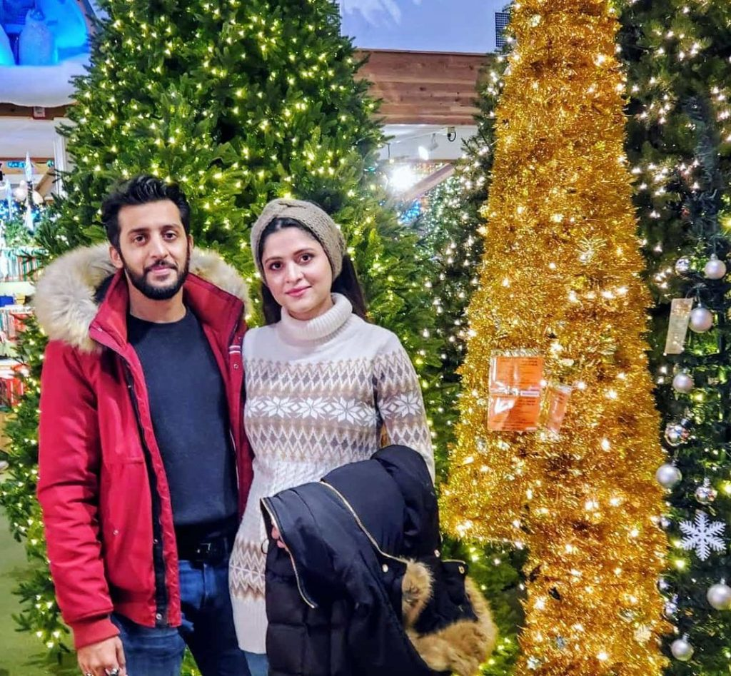 Beautiful Family Pictures of Arij Fatyma